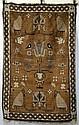 Egyptian(?) Gabbeh-style rug, mid-20th century,