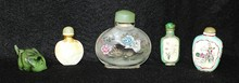 Group of Snuff Bottles