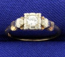 .15ct Diamond Ring