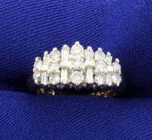 1.5ct TTW Diamond Ring