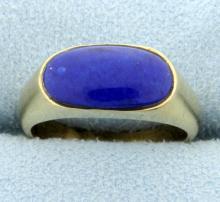 Lapis Ring