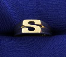 S Initial Ring