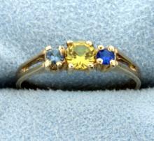 Multi-Color Ring