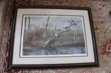 Richard Plasschaert's Moonan Marsh Series - Wood Ducks