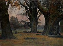 C.Mc C. Thornhill - extensive wooded landscape wit