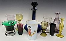 A quantity of miscellaneous Victorian and later co