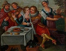 Dutch School, late 17th / early 18th Century - A F