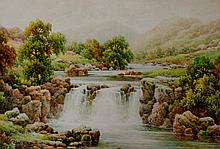 Charles A. Bool - Betws-y-coed, North Wales, water