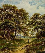 Hendrick Barend Koekkoek (1803-1862) - The Country