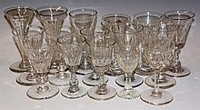 A quantity of Victorian and later miscellaneous gl