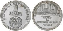 World Silver & Bronze Coins (A - Ceylon)