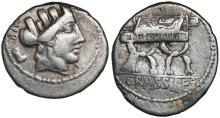 Roman Silver & Bronze Coins - Republic