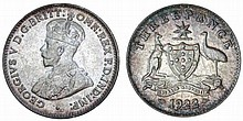 Day 1 Important Australian & World Coins, Medals & Banknotes