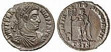 Roman Silver & Bronze Coins - Imperial