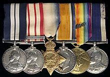 Orders, Decorations & Medals - British Groups