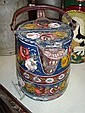 CANAL ART HANDPAINTED WATER JUG