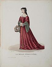 Book - LE ROUX DE LINCY, C. LEYNADIER LE ROUX DE LINCY & C. LEYNADIER. Les fe