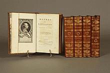 Book - MONTESQUIEU MONTESQUIEU. Œuvres de Montesquieu. Nouvelle édition. A Pa
