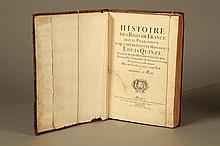 Book - FER (Nicolas de) FER (Nicolas de). Histoire des rois de France depuis