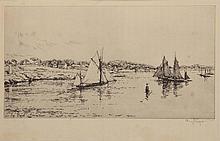 Book - 33 gravures, eaux-fortes ou lithographies par Chauvel, Lepère, Béjot, Roche