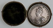 UNION OF ENGLAND AND SCOTLAND MEDAL, 1707.