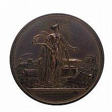 MAINE CHARITABLE MECHANIC ASSOCIATION COMMEMORATIVE MEDAL.