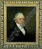GILBERT STUART (1755-1828). PORTRAIT OF JOHN HOLKER, JR. (1745-1822), CIRCA, Gilbert Stuart, Click for value