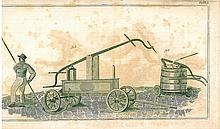 A DESCRIPTION OF THE PATENT IMPROVED FIRE ENGINES AND OTHER HYDRAULIC MACHINES INVENTED BY JACOB PERKINS.