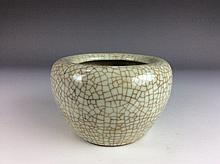Song Gu style, Chinese porcelainwater pot