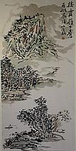 Chinese Hand Paintd,  Hanging Scrolls