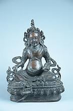 Vintage Tibet buddha