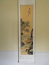 CHINESE SCROLL PAINTING DISCUSS DRAWING