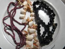 Three Various Necklaces
