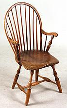 Elmwood Continuous Arm Windsor Chair