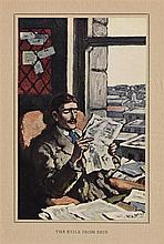 after Jack Butler Yeats RHA (1871-1957) The Exile from Erin