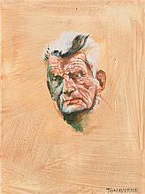 Tom Byrne (20th/21st Century) Samuel Beckett