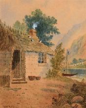 Arthur McArthur (1880-1920) Fisherman's Cottage