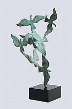 John Behan RHA (b.1938) Winter Birds
