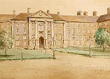 Maurice Canning Wilks ARHA RUA (1911-1984) Trinity College, Dublin