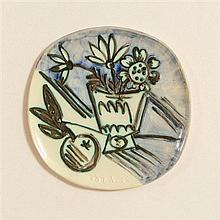 Pablo Picasso (1881-1973) Madura Plate