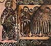 Gerard Dillon RHA RUA (1916-1971) Celtic Figures