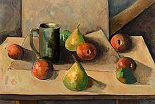 Peter Collis RHA (1929-2012) Still Life With Fruit