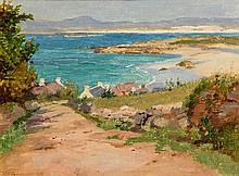 William Henry Bartlett (1858-1932) Dog Bay, Donegal (1910)