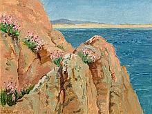 William Henry Bartlett (1858-1932) Arranmore, Burton Port, Co. Donegal (1910)