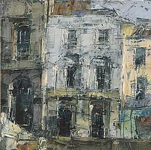 Aidan Bradley (b.1961) Aston Quay, Dublin