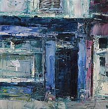 Aidan Bradley (b.1961) Shop Front, Bandon