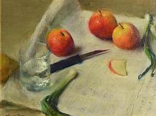 Thomas Ryan PPRHA (b.1929) Tabletop Still LIfe