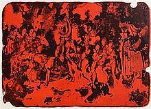 James Nolan RHA (b.1929) Artist V Psyche