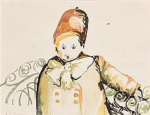 Fr. Jack P. Hanlon (1913-1968) Portrait of a Boy
