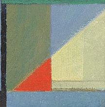 Joe Dunne (b.1957) Abstract
